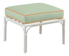 Image of Acrylic Outdoor Ottomans and Stools