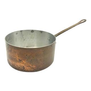 Vintage LaBelle Cuisine Copper Pan For Sale