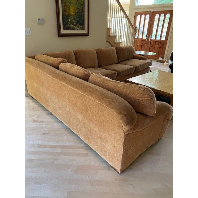 2000 - 2009 Kravet Sectional Sofa from the Crescendo Collection #25 For Sale - Image 5 of 9