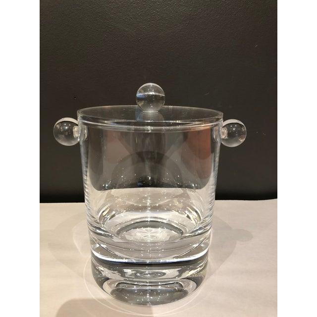 Acrylic Modern Acrylic Ice Bucket For Sale - Image 7 of 8