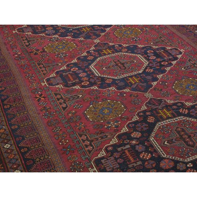 Sumak Carpet For Sale - Image 4 of 10
