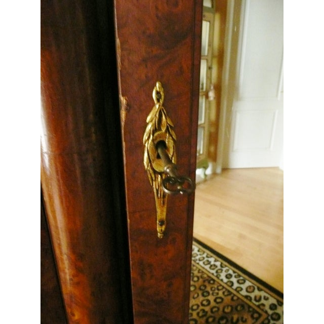 18th Century Louis VI Chateau Armoire For Sale In Tampa - Image 6 of 13