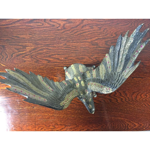 Brass Eagle For Sale In Charlotte - Image 6 of 8