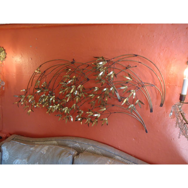 Mid-Century Modern Curtis Jere Mid Century Modern Wall Sculpture For Sale - Image 3 of 5