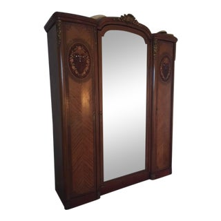 19th Century Antique French Armoire