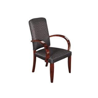 Art Deco Armchair For Sale