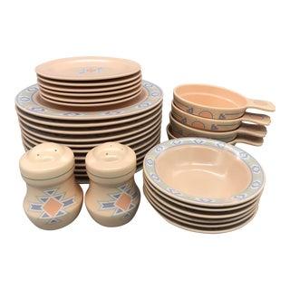 Treasure Craft Southwest Dinnerware - 29 Pc. Set