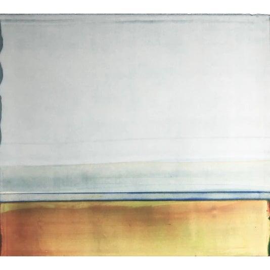 "Impressionism Susan English ""Under Sky No.4"", 2018 For Sale - Image 3 of 3"