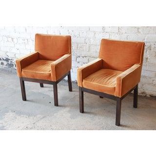 Paul Evans for Directional Parsons Armchairs, Pair Preview