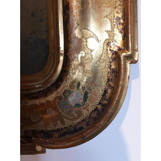 Early 19th Century Pair of Venetian Mirrors For Sale - Image 5 of 10