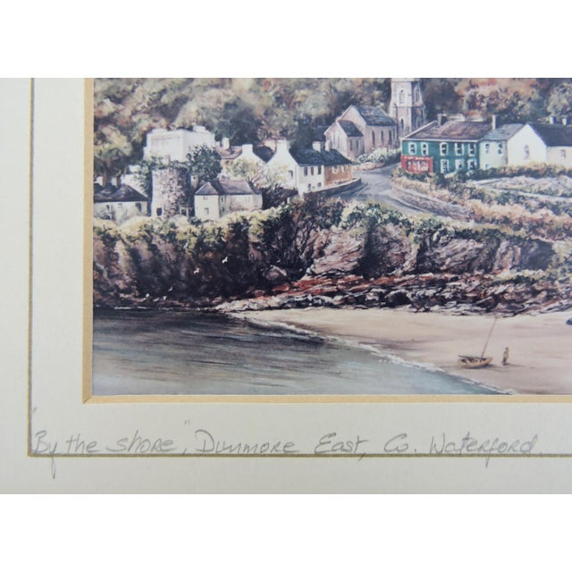 Signed Philip Grey Lithographs of Ireland - a Pair of Prints For Sale - Image 4 of 10