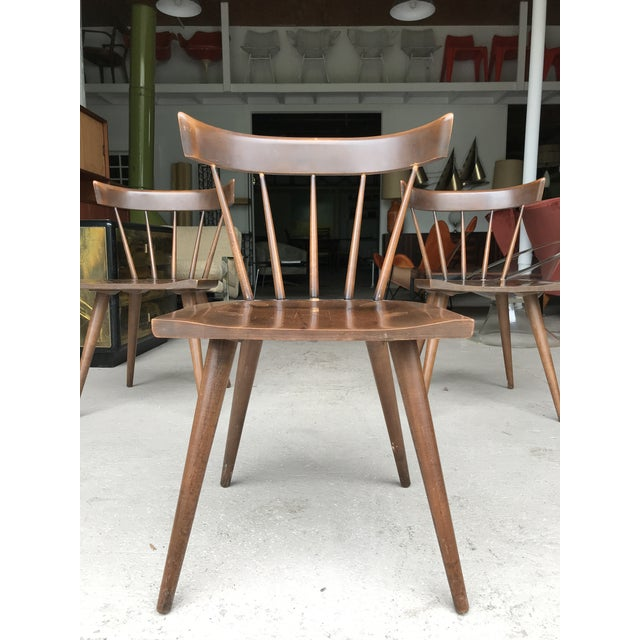 S/3 Paul McCobb Planner Group Dining Chairs For Sale - Image 13 of 13