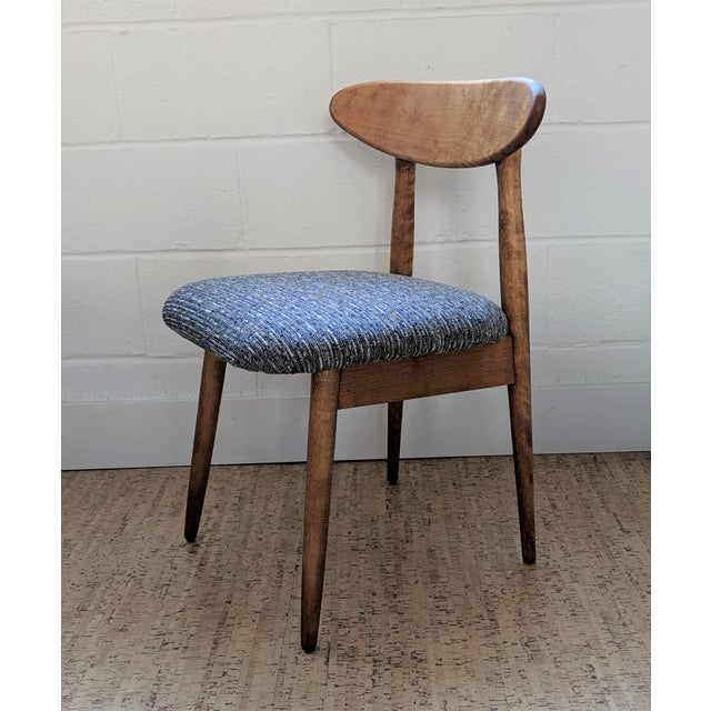 1960s 1960s Vintage Baumritter Style Side Chair For Sale - Image 5 of 11