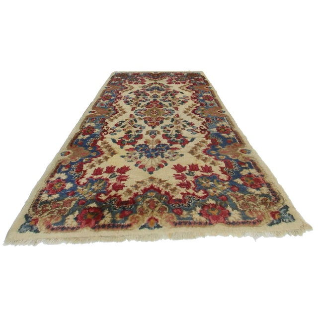 RugsinDallas Persian Kerman Hand Knotted Wool Rug - 2′3″ × 4′2″ - Image 2 of 2