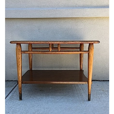 Mid Century Lane Side Table - Image 2 of 6