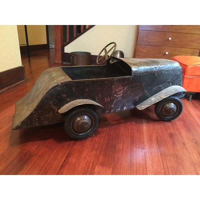 Vintage Pedal Car - Image 7 of 7