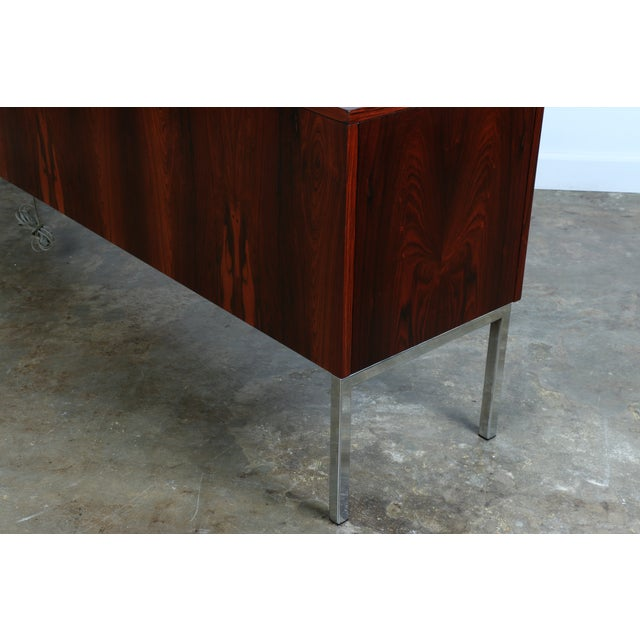 1970s Rosewood Record Cabinet - Image 10 of 11