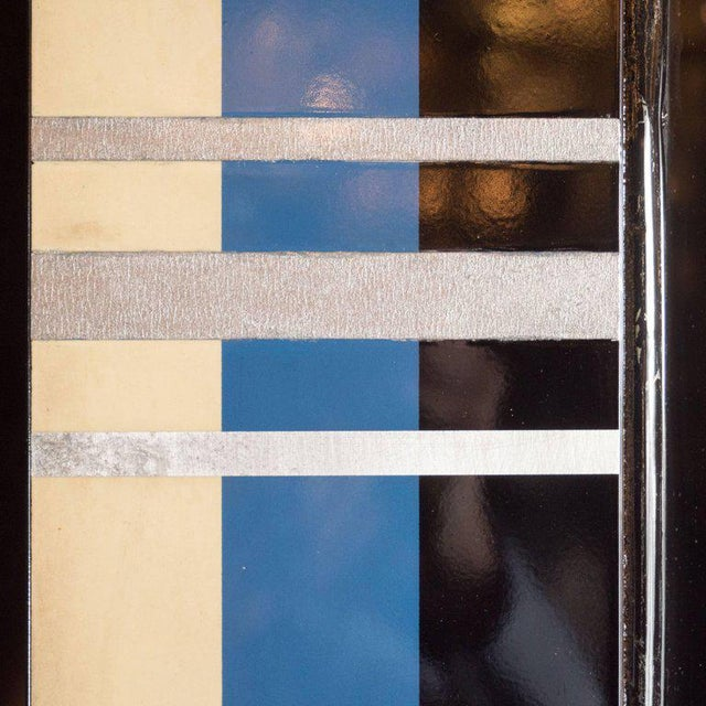 Art Deco Bakelite and Black Lacquer Doors or Theatre Screens by Robert Eberson For Sale - Image 9 of 11