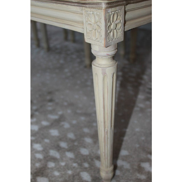 Early 20th Century Louis XVI Style Dining Chairs - Set of 6 For Sale - Image 5 of 8