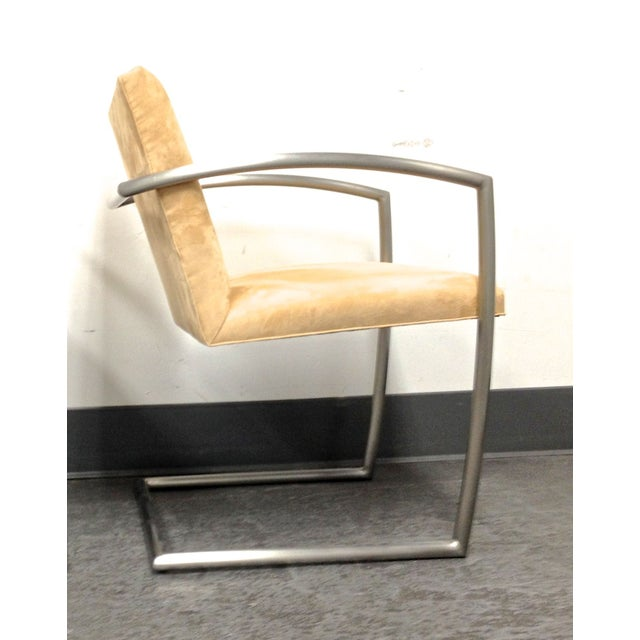 Brueton Romero Chairs - Set of 4 - Image 3 of 7