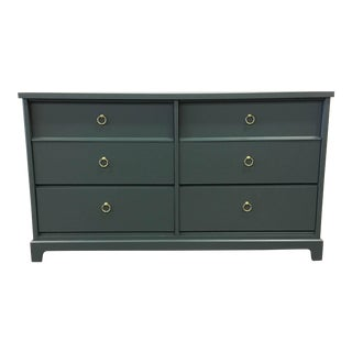 Kroehler Furniture Dark Grey Dresser