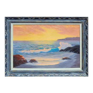 Ocean Sunset For Sale