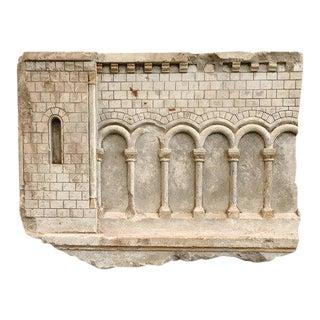 18th C. Model Building Fragment - Medium For Sale