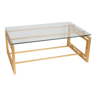 Contemporary Planes Coffee Table For Sale