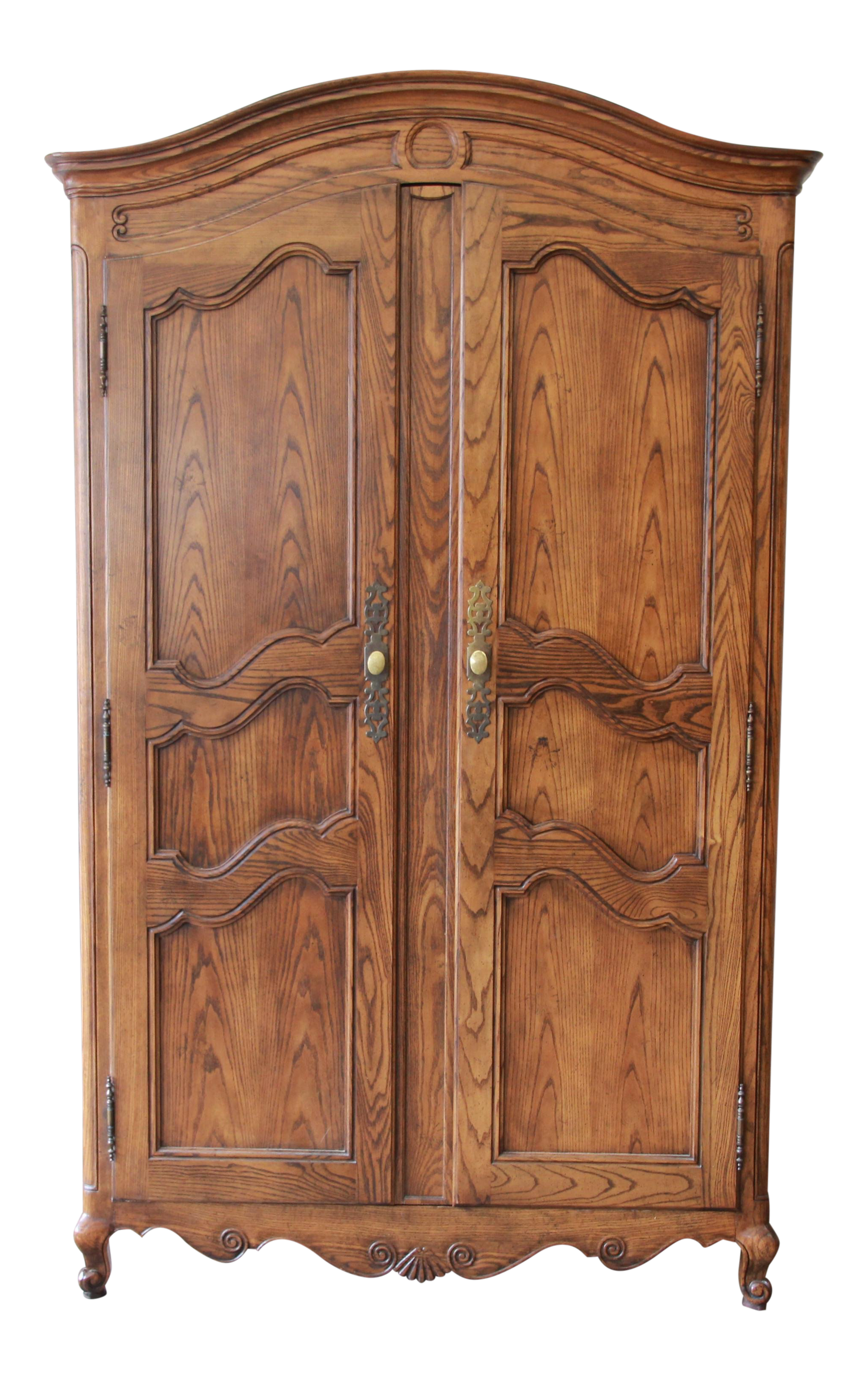 country french style furniture. Baker Furniture Country French Louis XV Style Oak Armoire Dresser For Sale Country French Style Furniture