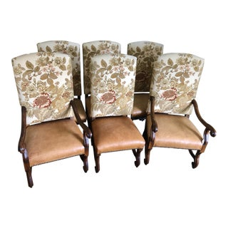 Henredon Ralph Lauren Dining Chairs - Set of 6 For Sale