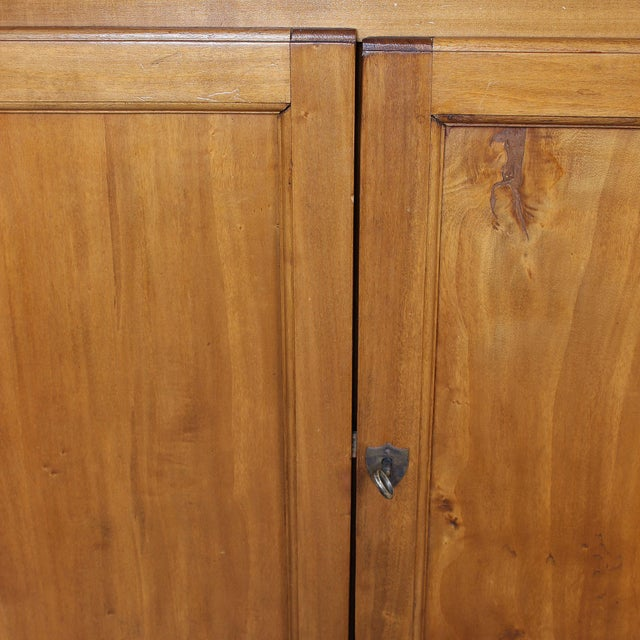 20th C. Large Italian Open Bookcase For Sale - Image 11 of 13