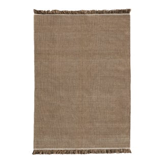 Nanimarquina Wellbeing Nettle Dhurrie Rug 200X300 For Sale