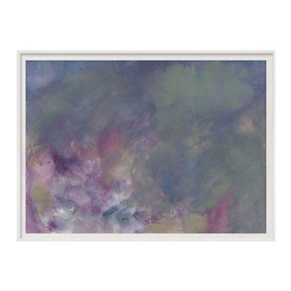 "Molly Frances ""Cumulus No. 6"" Unframed Print For Sale"