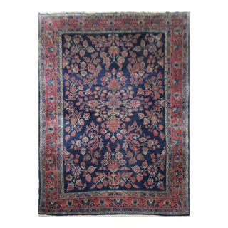 Vintage Handmade Persian Lilian - 8′ × 10′11″ For Sale