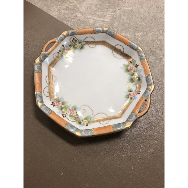 Early 20th Century Nippon Plate For Sale - Image 9 of 9