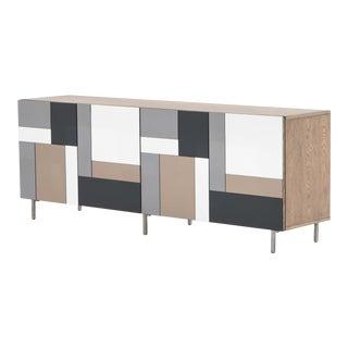 Erdos + Ko Home Lydia Modernist Sideboard For Sale