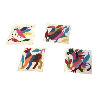 Otomi Coaster Set - Set of 4