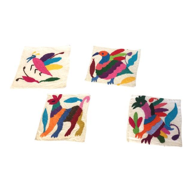 Otomi Coaster Set - Set of 4 - Image 1 of 3