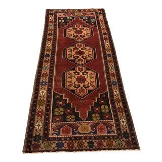 Vintage Red Tribal Anatolian Vintage For Sale