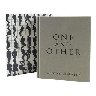 "Antony Gormley ""One and Other"" Book"