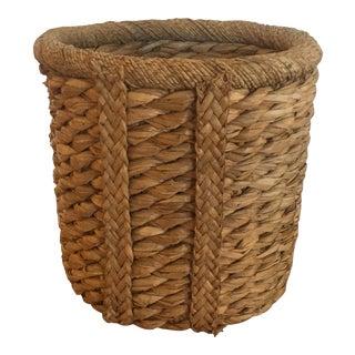 Round Storage Basket For Sale