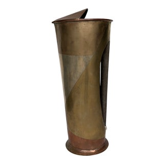Metalles Castillo Hand Forged Pitcher For Sale