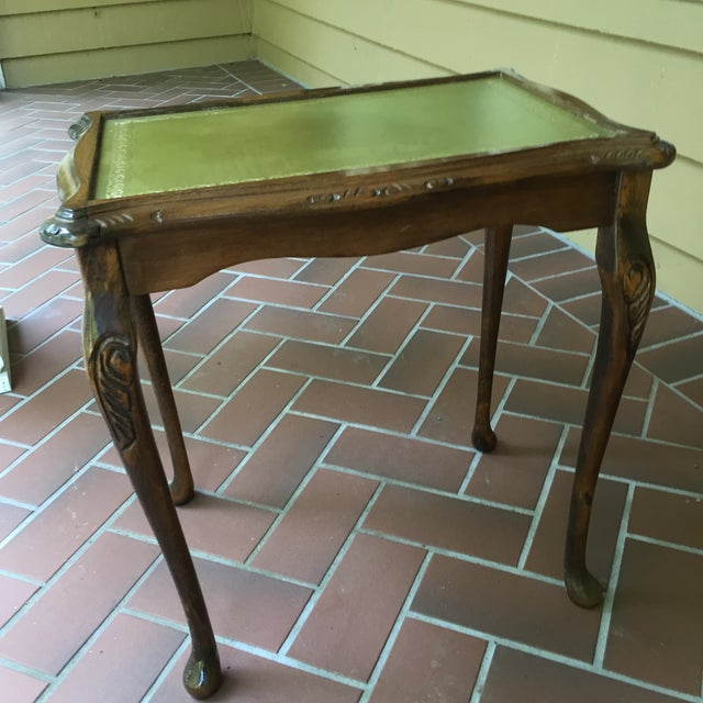 French Walnut Nesting Tables - A Pair - Image 6 of 11