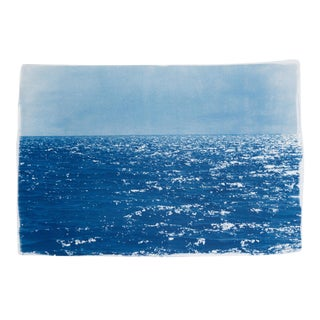 Day Time Seascape in Blue by Kind of Cyan For Sale