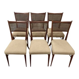 Mid-Century Dining Chairs by Paul McCobb- Set of 6 For Sale