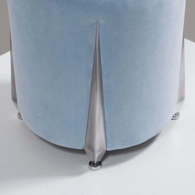2010s The Iris Stool by Talisman Bespoke For Sale - Image 5 of 10