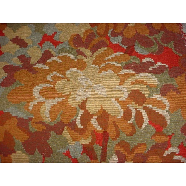 2020s Kravet Couture Red Tree Branch Floral Tapestry Upholstery Fabric - 12-7/8 Yards For Sale - Image 5 of 5