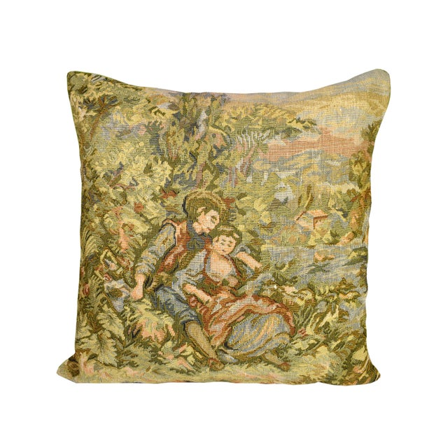 Beautiful tapestry cushion pillow cover set will enhance your home decor. Each pillow cover has zipper Insert is not...