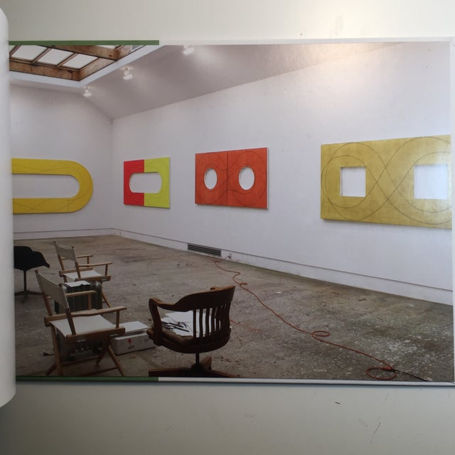 Robert Mangold Pace Gallery Coffee Table Book For Sale - Image 4 of 10