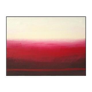 """Ron Burgundy No. 4"" Framed Fine Art Giclée Print For Sale"